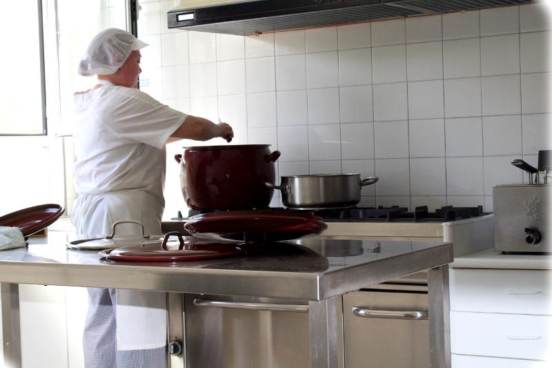 cocina guarde